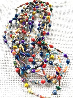 Halsband från Kongo